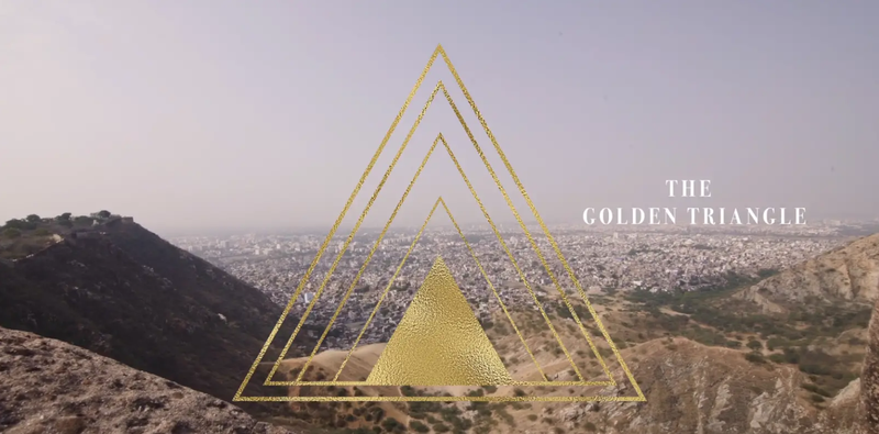 The Golden Triangle, India - Tourism Film