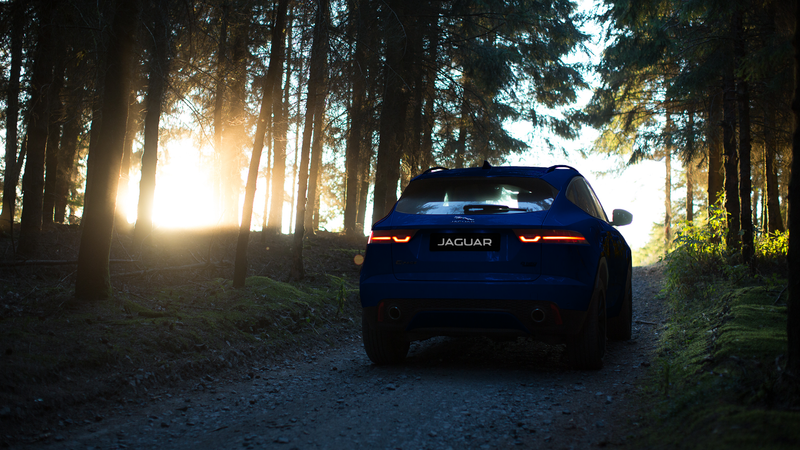 Jaguar E-Pace: Life Finds A Way (Concept)