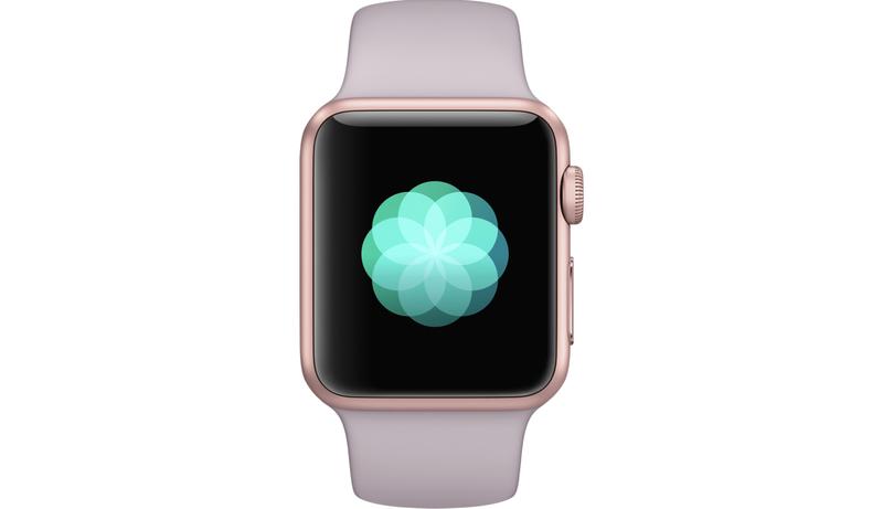 Breathe App on Apple Watch