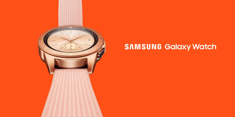 Samsung Galaxy Watch | The Dots