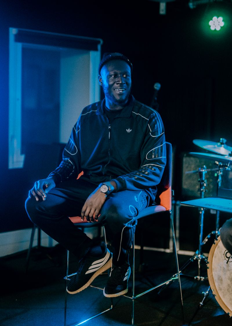 adidas x Merky: Stormzy Launch Content