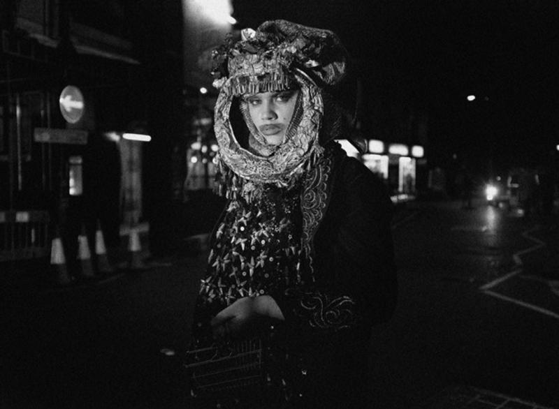 Anya Broido's Soho Nights Exhibition