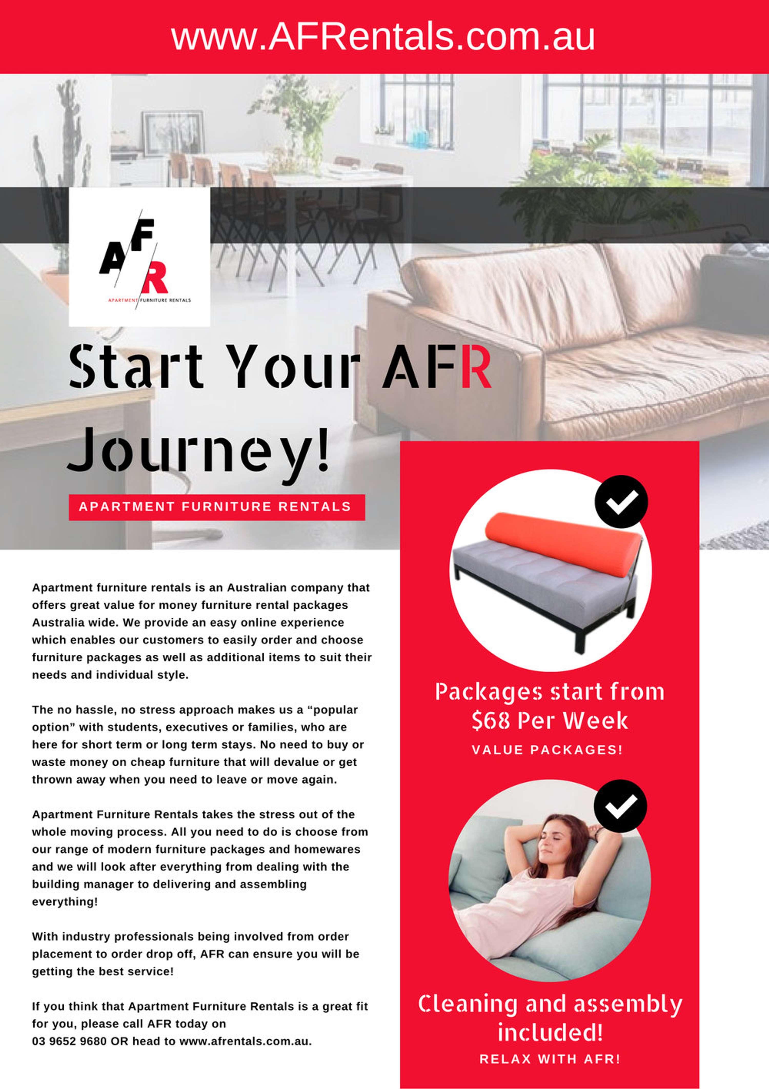 Afr Furniture Al The Dots