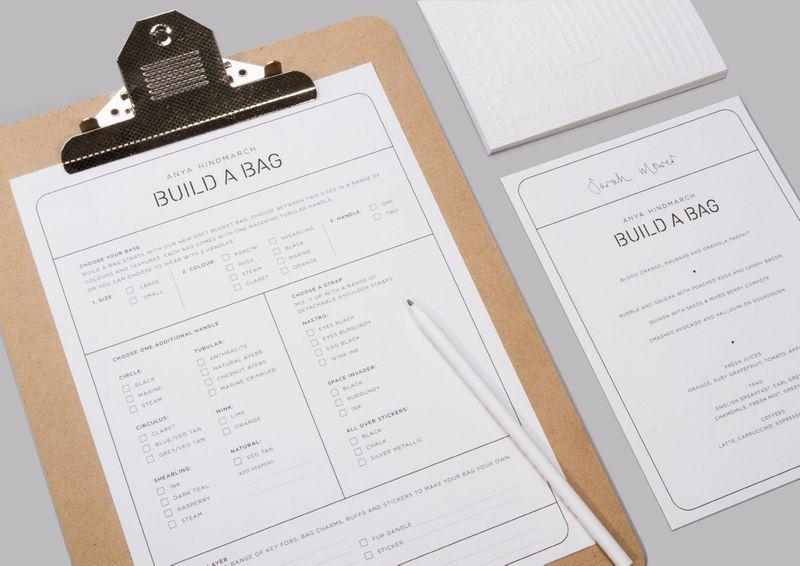 Build A Bag - Anya Hindmarch
