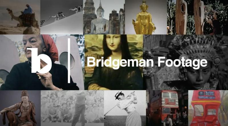 Bridgeman Footage - product launch
