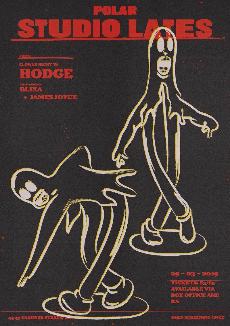 POLAR STUDIO LATES: HODGE