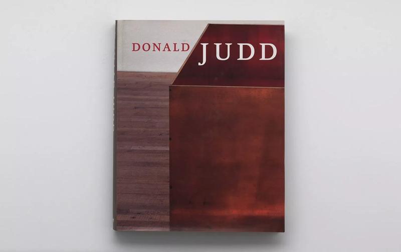Donald Judd, ed. Nicholas Serota, Tate Publishing 2004