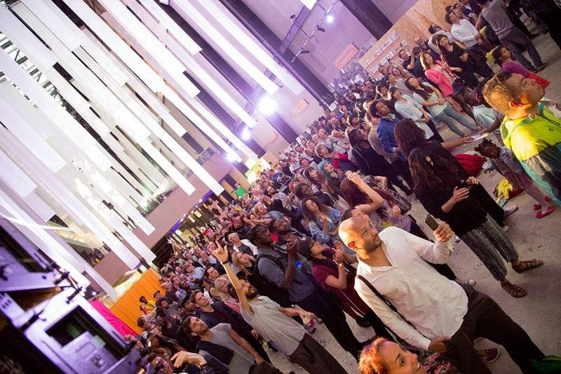 Turbine Festival: Tate Modern