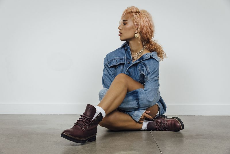 "Timberland x Raye ""Celebrate the Icons"""