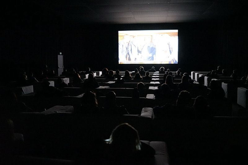 Christian Marclay: Tate Collective Overnight Screening