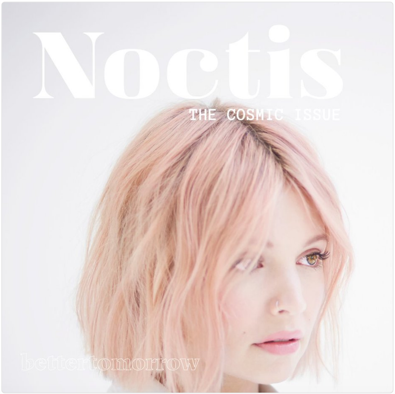 Noctis Magazine Cover Shoot: DJ B.Traits