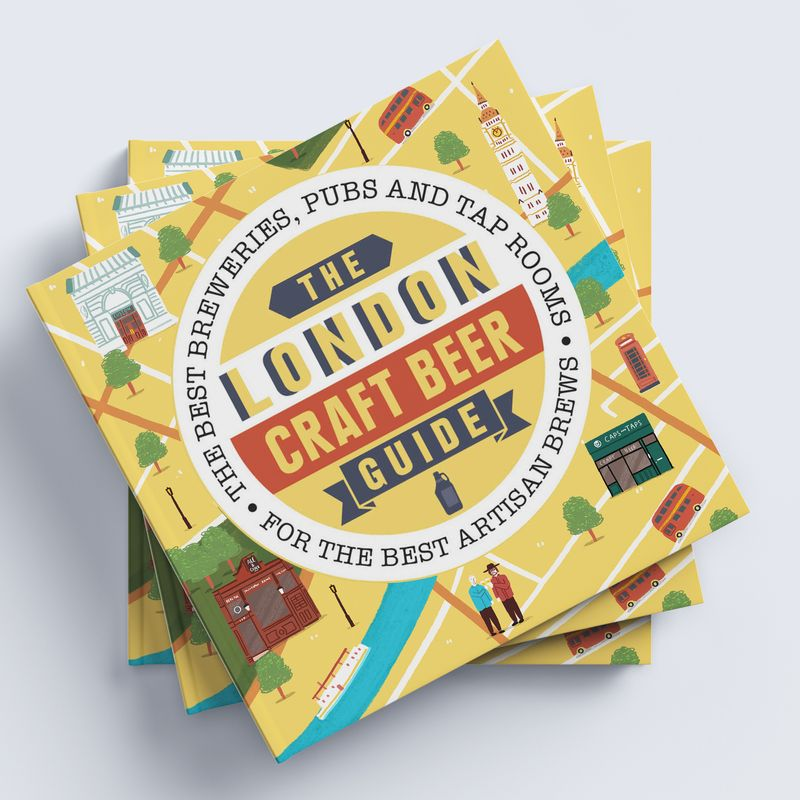 The London Craft Beer Guide - Penguin Random House