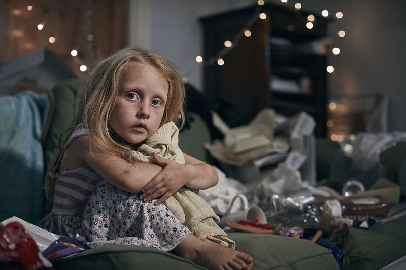 NSPCC Christmas appeal case study