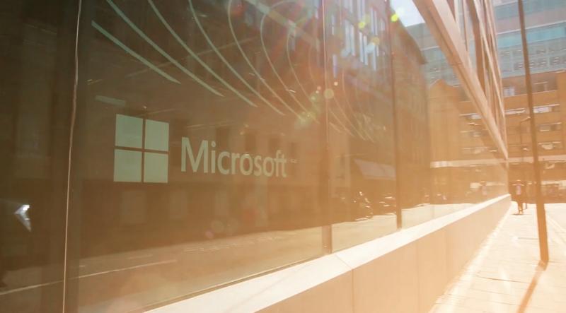 Microsoft Fusion corporate video