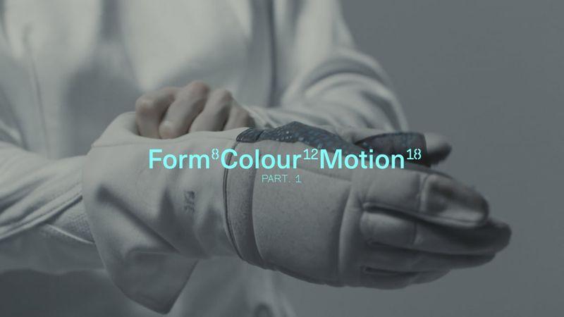 Form Colour Motion Part. 1