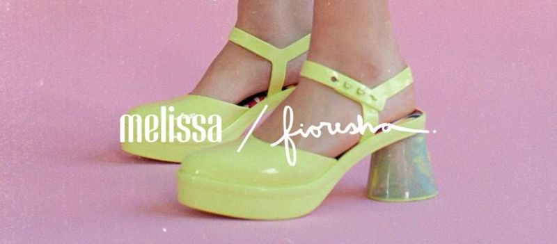 Melissa Revolution + Fiorella Gianini