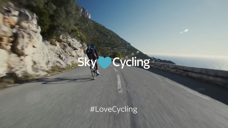 Sky loves Cycling