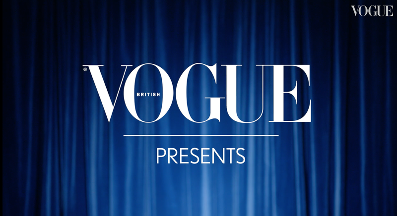 British Vogue X Dyson Branded Content