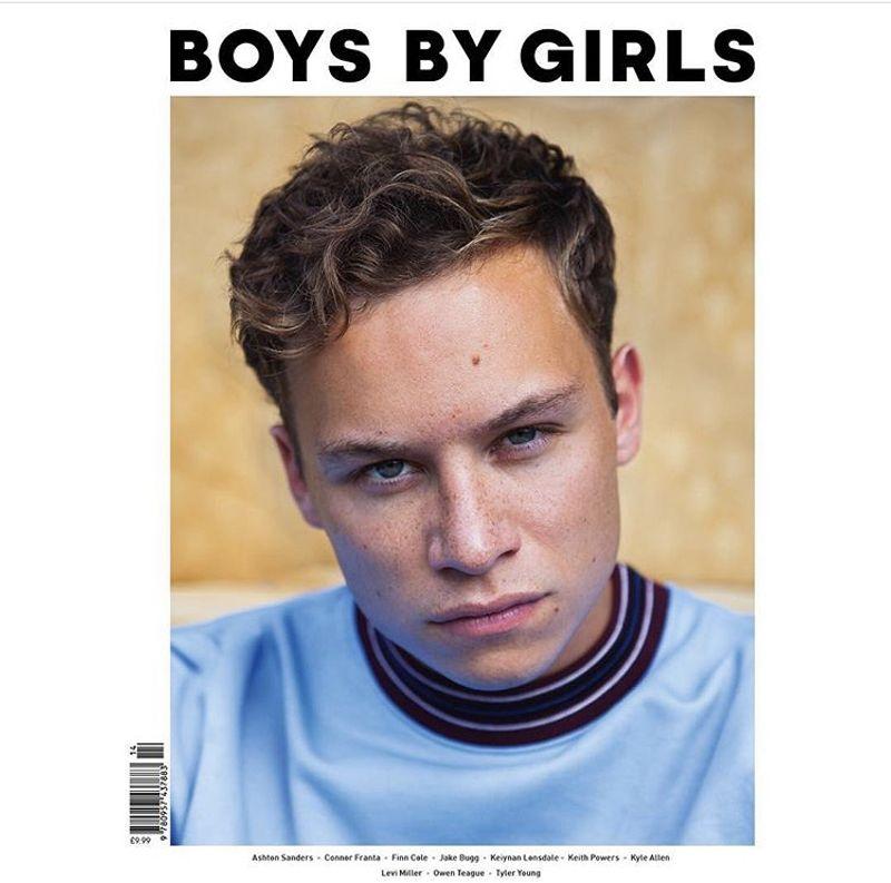 Finn Cole for Boys by Girls