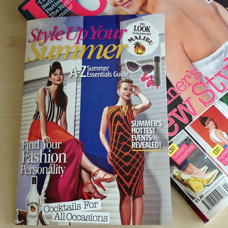 Style Up Your Summer with Look Magazine and Malibu