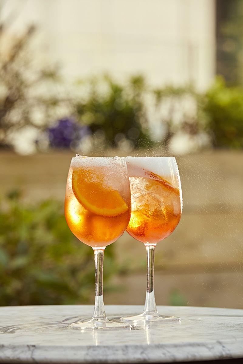 Jamie's Italian Spring Drinks Promotions