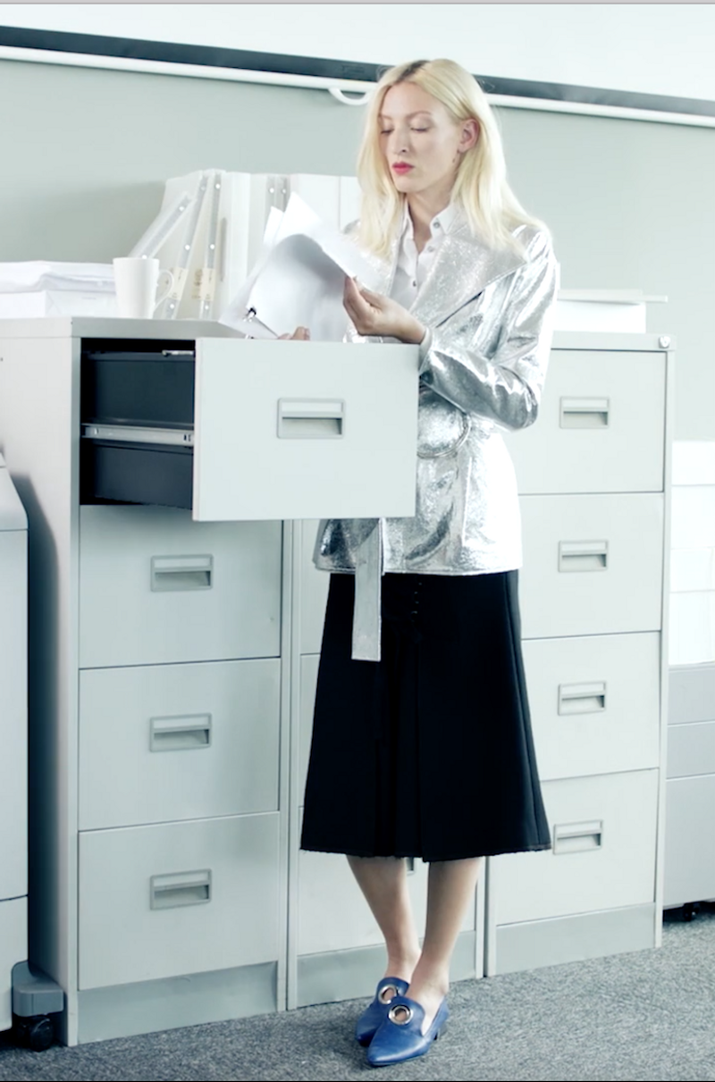 Style.com - Office Chic