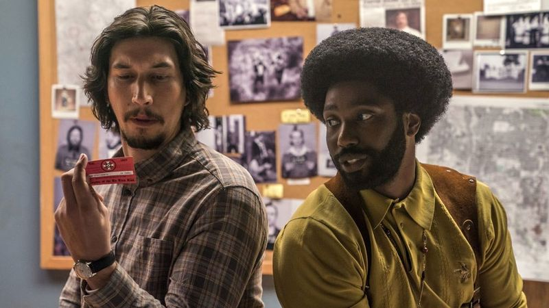 The real Ron Stallworth on becoming the BlacKkKlansman