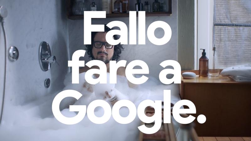 Make Google Do It / Fallo Fare a Google