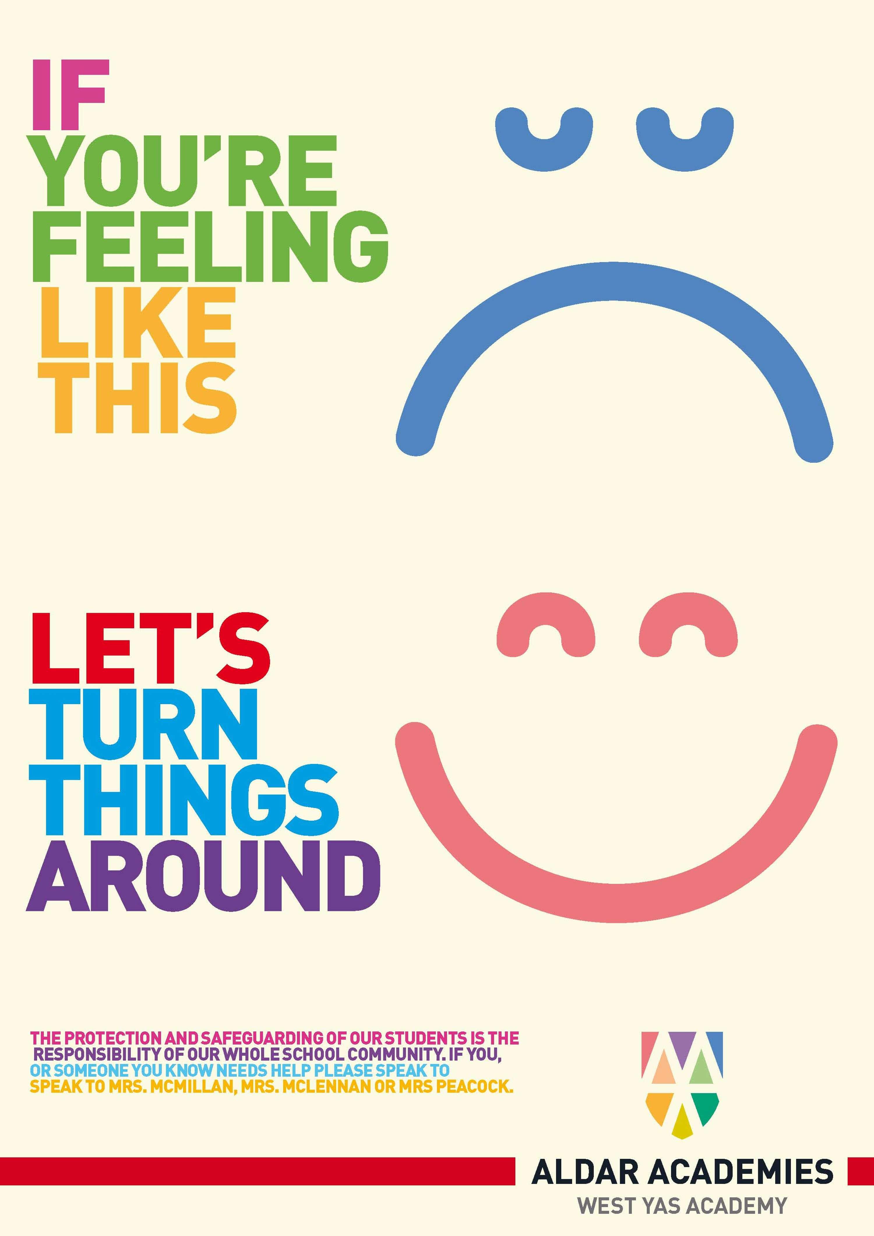 aldar academies anti bullying poster