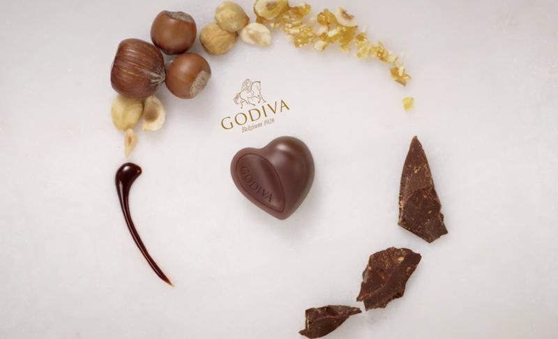 Godiva  - Wonderful City Dreams Chocolate Collection