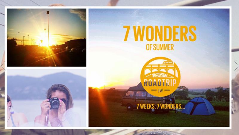 Jack WIlls 7 Wonders