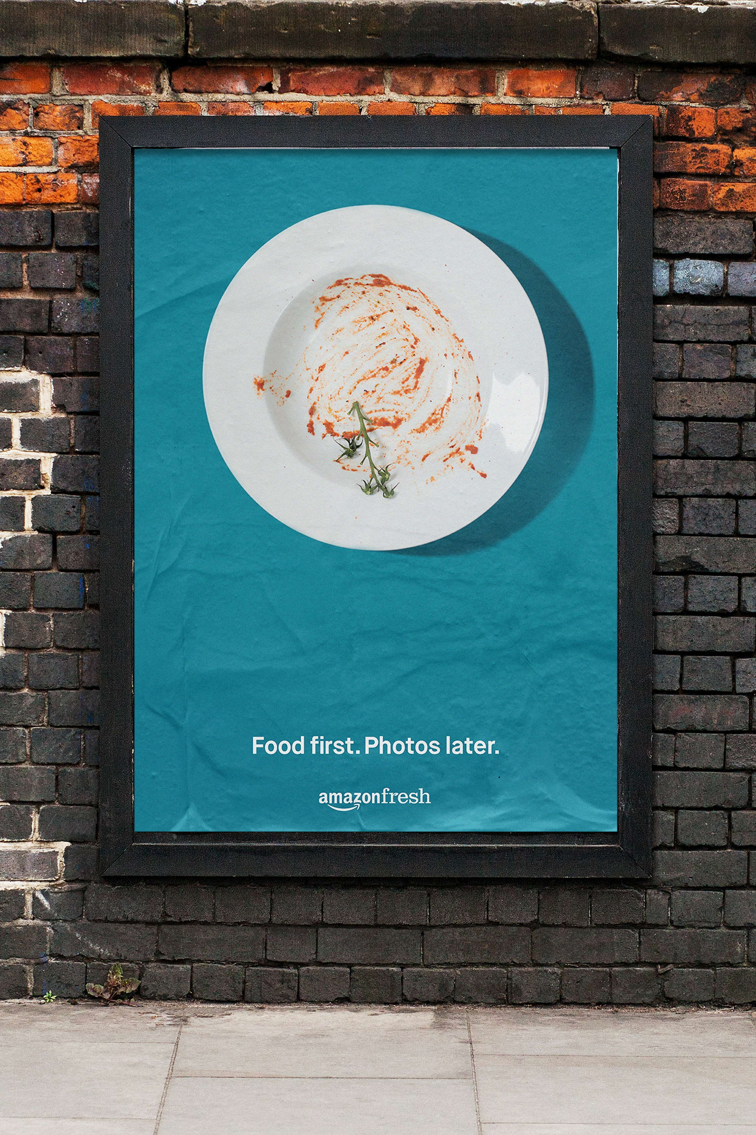 Amazon Fresh—Food First  Photos Later | The Dots