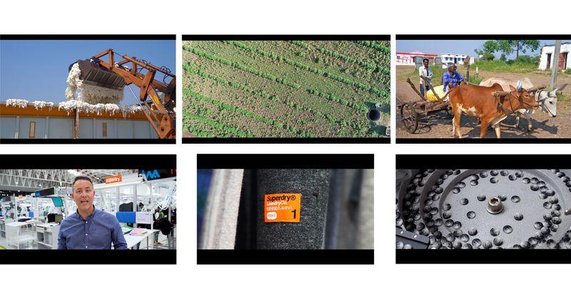 Superdry- Organic Cotton Campaign Films