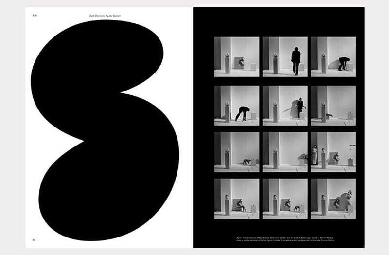 "Jack Davison captures the ""progress of time"" for Noon magazine"