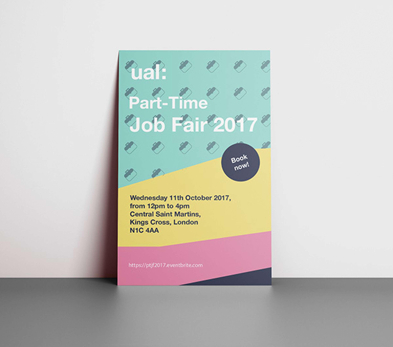 Part-Time Job Fair 2017 | The Dots