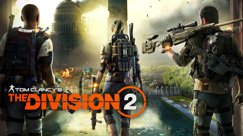 Tom Clancy's The Division 2 - Launch Trailer