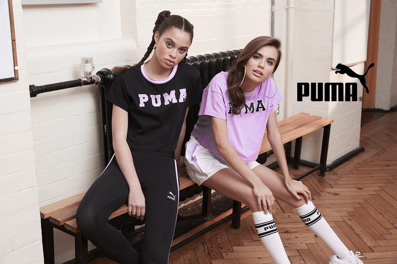 Puma Women's for JD Sports / UK and Europe