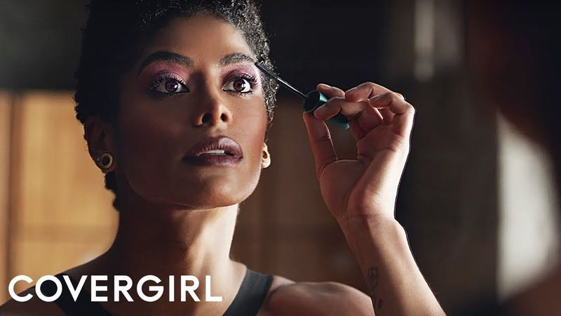 Covergirl - Massy Arias in Flourish by Lash Blast