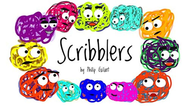 Scribblers by Phillip Gallant