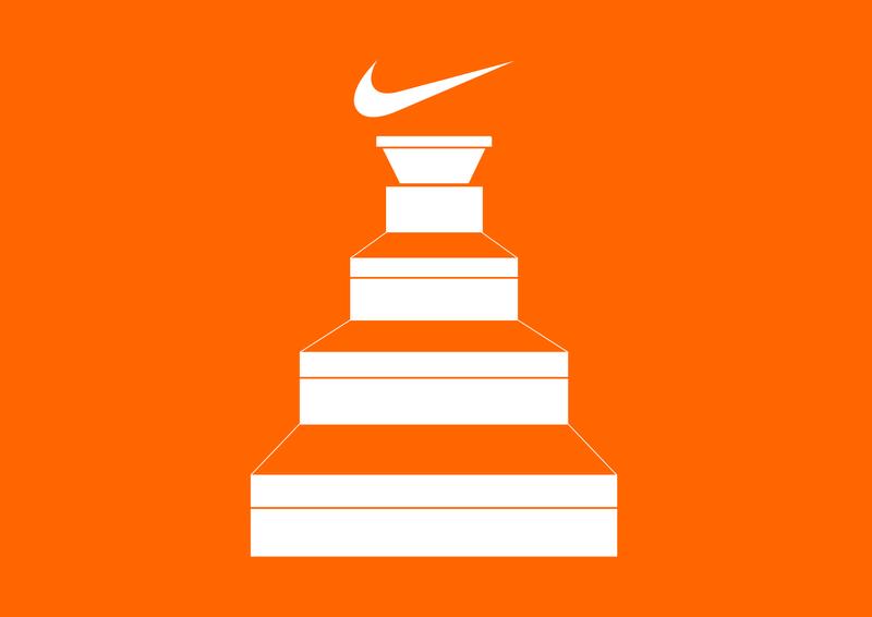 """""""VICTORY"""" - Nike"""