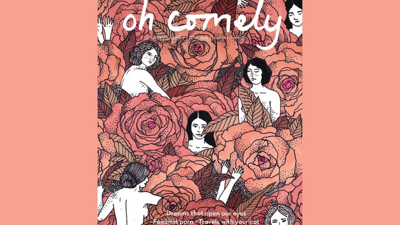 Oh Comely - Issue 45  - 'Dreams'