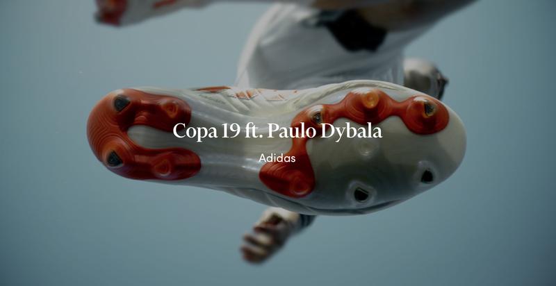 ADIDAS Copa '19 Featuring Paulo Dybala