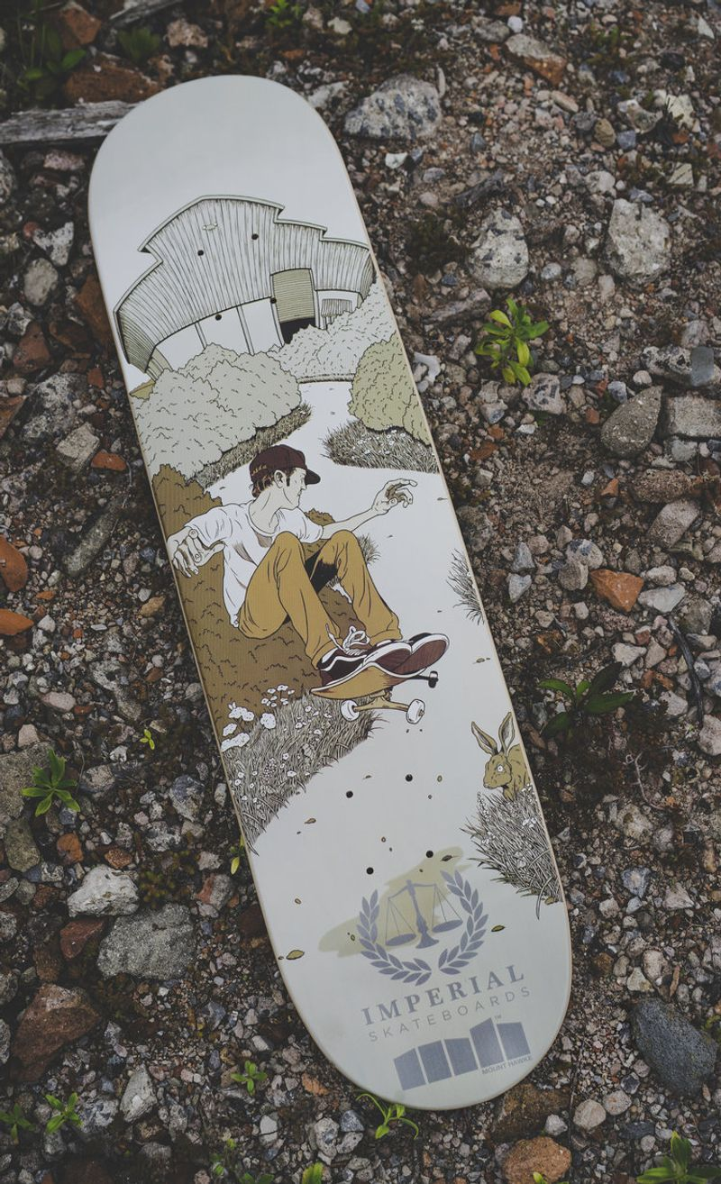 Imperial Skateboards