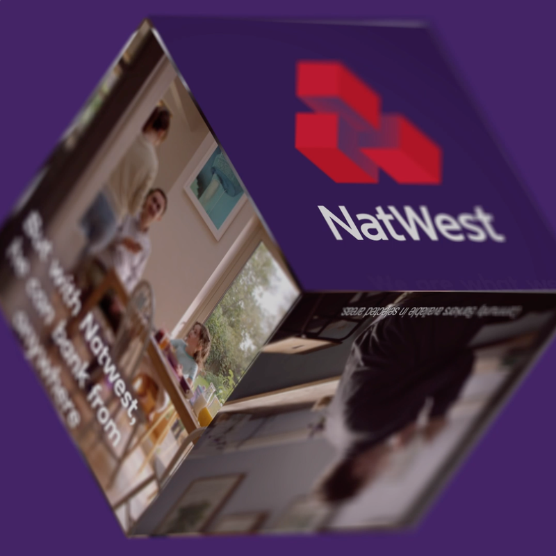 NatWest Mobile Ads