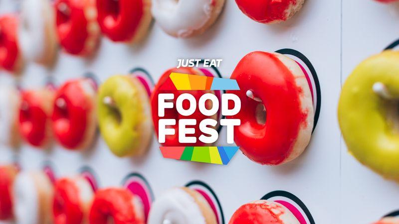 Just Eat Food Fest