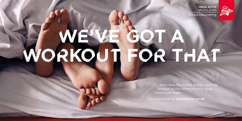 Virgin Active – We've got a workout for that