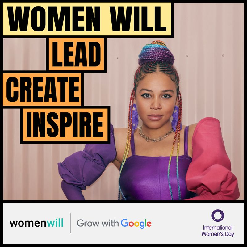 Women will lead, create and inspire