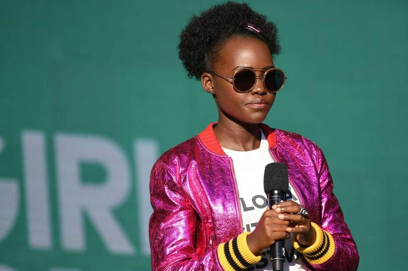 Grazia airbrushing out Lupita Nyong'o's hair erases a significant part of black culture
