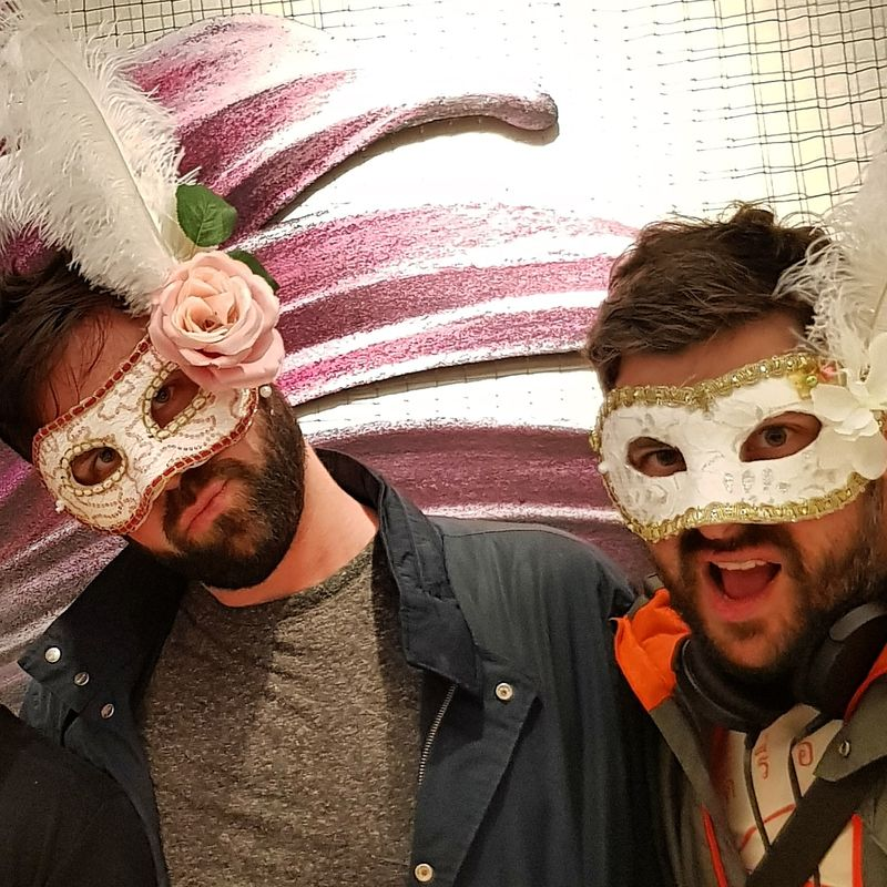 The Royal Opera House Mask workshop for adults