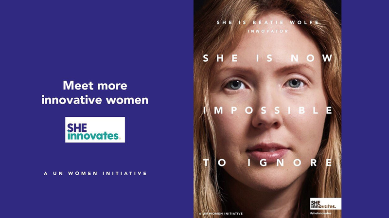 UN Women's 'IMPOSSIBLE TO IGNORE' global media takeover for IWD